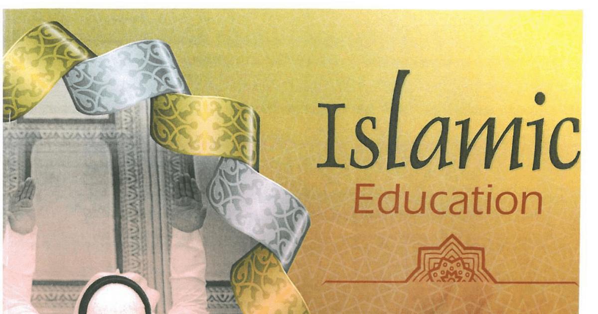 تربية إسلامية كتاب الطالب لغير الناطقين باللغة العربية الفصل الثاني للصف الحادي عشر