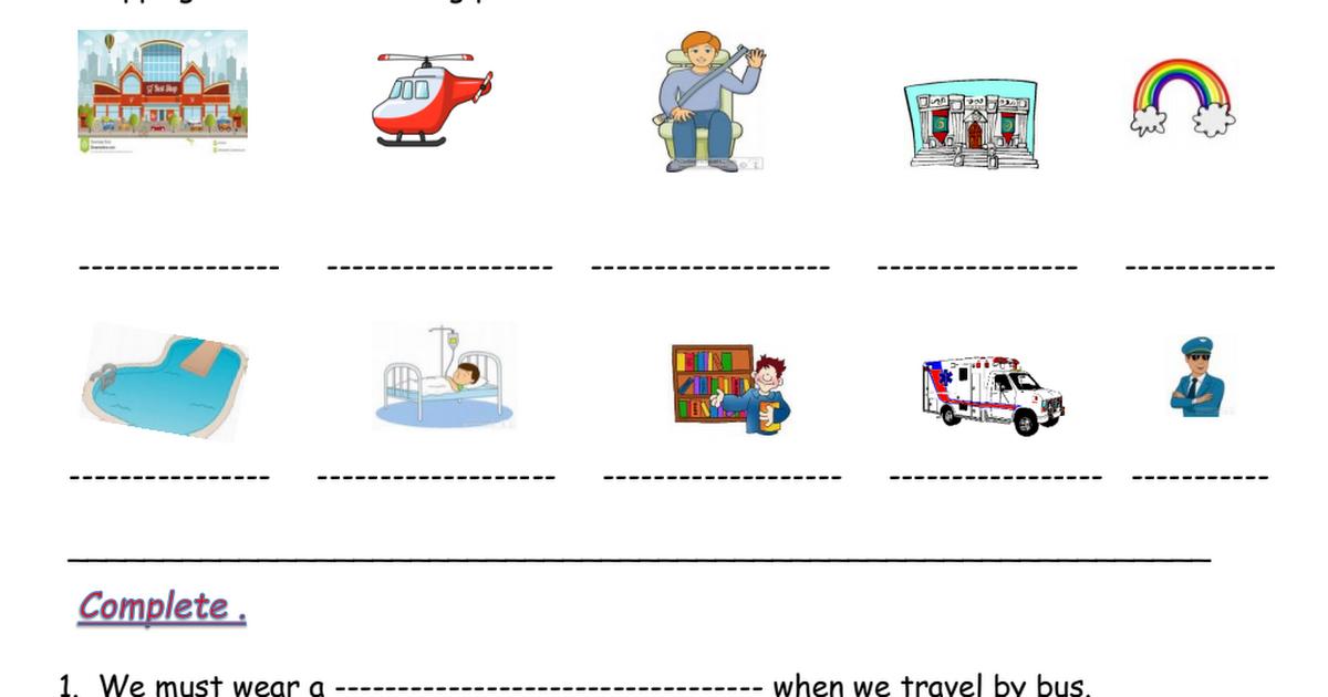 مراجعة للوحدة 9 لغة انجليزية الصف الثالث الفصل الثالث